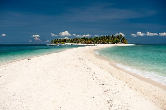 Najlepsza pora na urlop na Filipinach